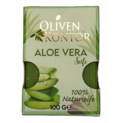 Aloe Vera -Naturseife