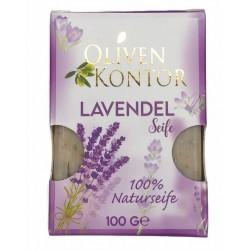 Lavendel-Naturseife